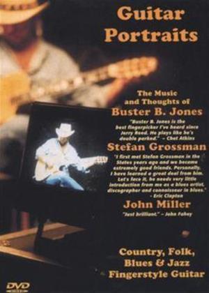 Rent Guitar Portraits Online DVD Rental