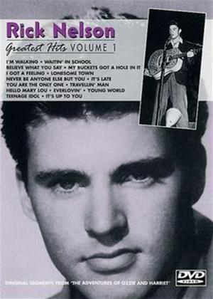 Rent Rick Nelson: Greatest Hits: Vol.1 Online DVD Rental