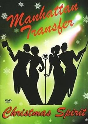 Rent Manhattan Transfer: Christmas Spirit Online DVD Rental