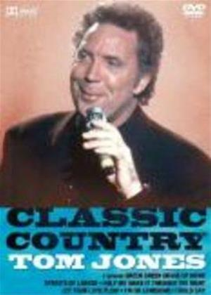 Rent Tom Jones: Classic Country Online DVD Rental