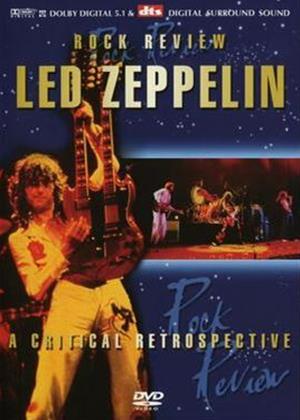 Rent Led Zeppelin: Rock Review Online DVD Rental