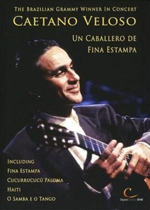 Rent Caetano Veloso: Un Caballero De Fina Estampa Online DVD Rental