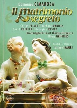Rent Il Matrimonio Segreto: Cimarosa Online DVD Rental