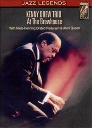 Rent Kenny Drew Trio: At the Brewhouse Online DVD Rental