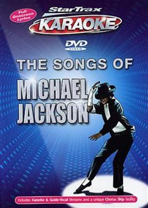 Rent Startrax Karaoke: Michael Jackson Online DVD Rental