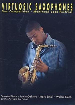 Rent Virtuosic Saxophones Online DVD Rental