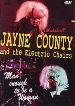 Rent Jayne County and the Electric Chairs: Man Enough to Be a Woman Online DVD Rental