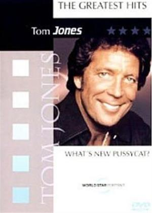 Rent Tom Jones: Greatest Hits: What's New Pussycat Online DVD Rental