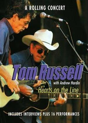 Rent Tom Russell: Hearts on the Line Online DVD Rental