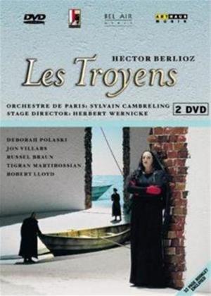Rent Berlioz: Les Troyens: Salzburg Festival Online DVD Rental