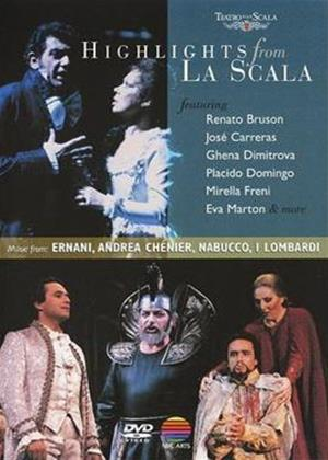 Rent Highlights from La Scala Online DVD Rental