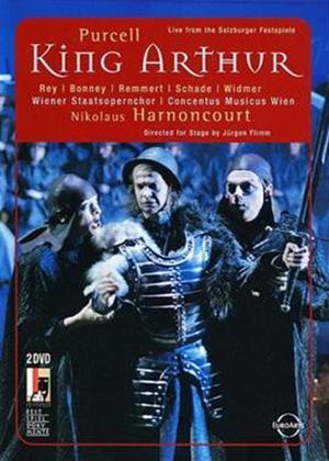 Rent King Arthur: Purcell Online DVD Rental