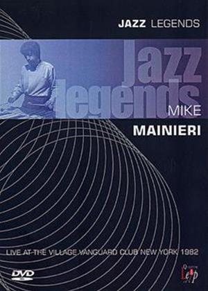 Rent Jazz Legends: Mike Mainieri Online DVD Rental