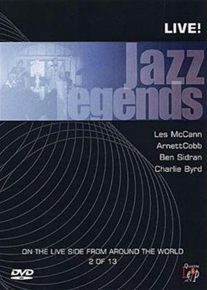 Rent Jazz Legends: Live: Vol.2 Online DVD Rental