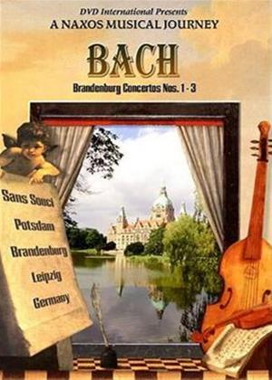 Rent Bach: Brandenburg Concertos Nos. 1 to 3 / Siciliano Online DVD Rental