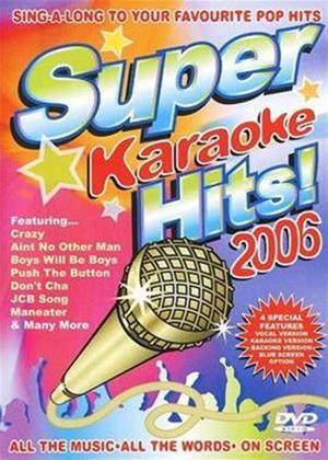 Rent Super Karaoke Hits Online DVD Rental