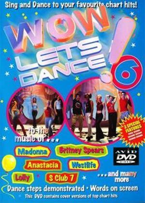 Rent Wow! Let's Dance: Vol.6 Online DVD Rental