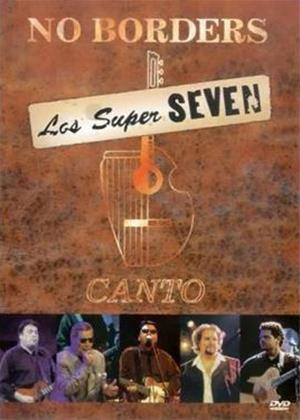 Rent Los Super Seven: No Borders Online DVD Rental