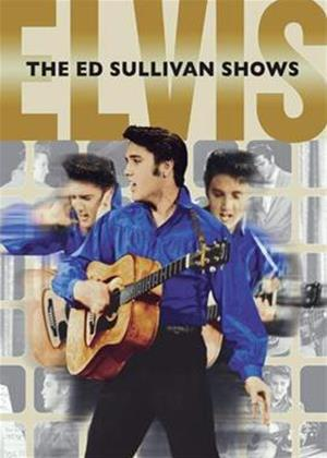Rent Elvis Presley: The Ed Sullivan Shows Online DVD Rental