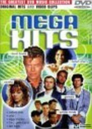 Rent Mega Hits: Various Artists Online DVD Rental