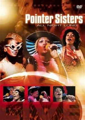 Rent The Pointer Sisters: All Night Long Online DVD Rental