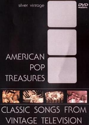 Rent American Pop Treasures: Classic Songs from Vintage Television Online DVD Rental