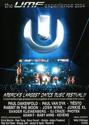 Rent The UMF Experience Online DVD Rental