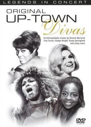 Rent Legends in Concert: Uptown Divas Online DVD Rental