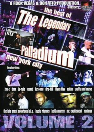 Rent Legendary Palladium New York City Online DVD Rental