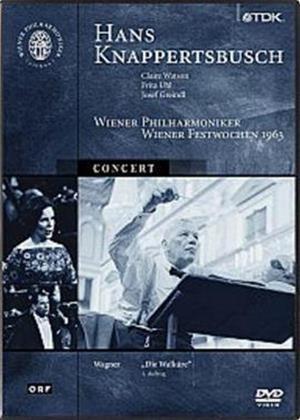 Rent Wiener Festwochen 1963: Wiener Philarmoniker: Hans Knappertsbusch Online DVD Rental