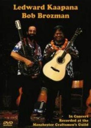 Rent Ledward Kaapana and Bob Brozman: In Concert Online DVD Rental