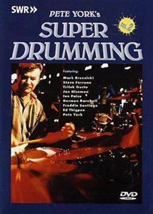 Rent Pete York's Super Drumming: Vol.2 Online DVD Rental