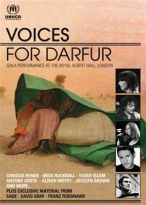 Rent Voices for Darfur Online DVD Rental