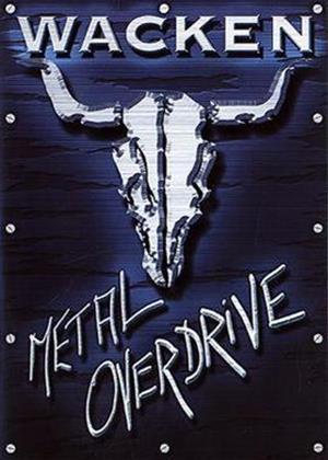 Rent Metal Overdrive: Wacken 2001 Online DVD Rental