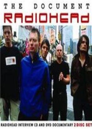 Rent Radiohead: The Document Online DVD Rental