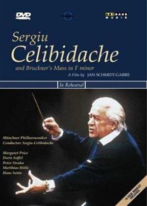 Rent Celibidache and Bruckner's Mass in F Minor Online DVD Rental