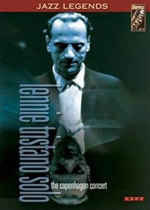 Rent Lennie Tristano: Solo: The Copenhagen Concert Online DVD Rental