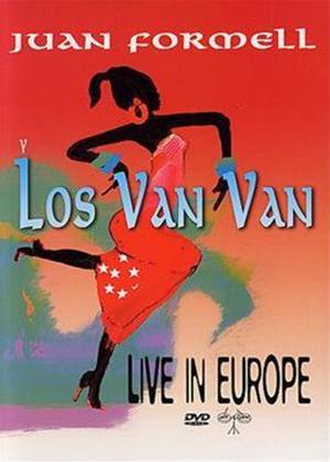 Rent Juan Formell vs Los Van Van: Live in Europe Online DVD Rental
