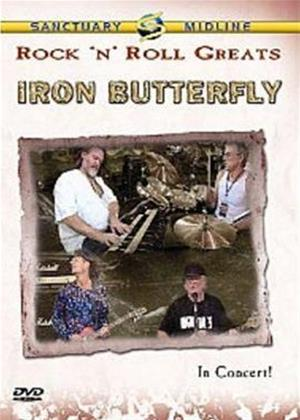 Rent Rock 'n' Roll Greats: Iron Butterfly Online DVD Rental