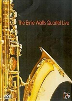 Rent The Ernie Watts Quartet Live Online DVD Rental