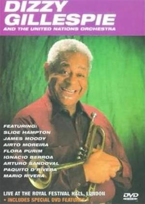 Rent Dizzy Gillespie and the United Nations Orchestra Online DVD Rental