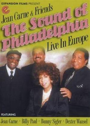 Rent Jean Carne and Friends: Live in Europe Online DVD Rental