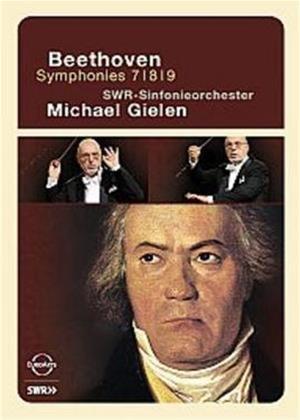Rent Beethoven: Symphonies Nos. 7, 8 and 9 Online DVD Rental