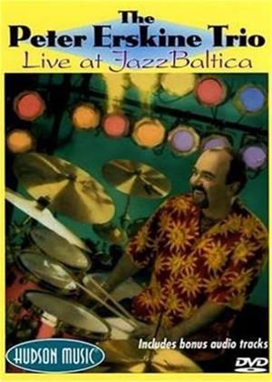 Rent Peter Erskine Trio: Live at Jazz Baltica Online DVD Rental