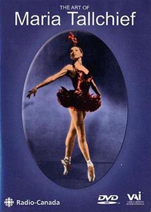 Rent Maria Tallchief: The Art of Maria Tallchief Online DVD Rental