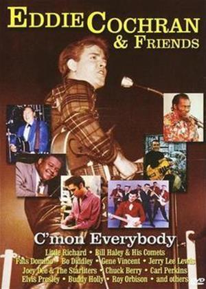 Rent Eddie Cochran and Friends Online DVD Rental