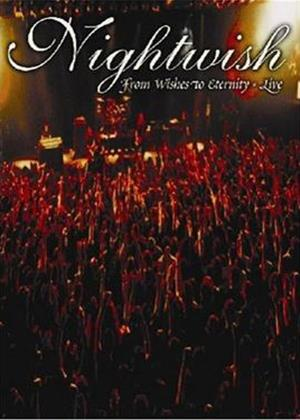 Rent Nightwish: From Wishes to Eternity Live Online DVD Rental