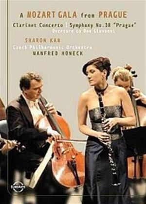 Rent A Mozart Gala from Prague Online DVD Rental