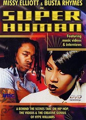 Rent Superhuman: Missy Elliott and Busta Rhymes Online DVD Rental