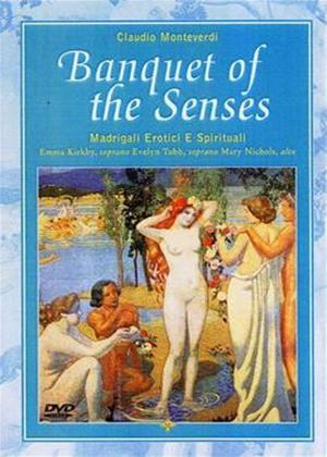 Rent Claudio Monteverdi: Banquet of the Senses Online DVD Rental